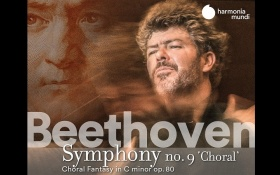 CD release: Beethoven's Symphony no. 9 and Choral Fantasy